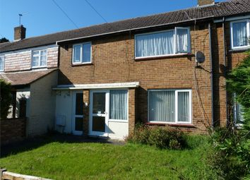 Thumbnail 3 bedroom terraced house for sale in Everest Road, Christchurch, Dorset