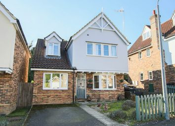 Thumbnail 3 bed detached house for sale in St. Mary's View, Saffron Walden