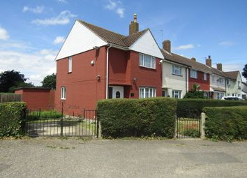 Thumbnail 2 bedroom end terrace house for sale in Holybourne Road, Havant
