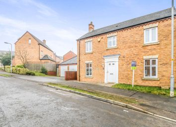 Thumbnail 3 bed detached house for sale in Weighbridge Way, Raunds, Wellingborough