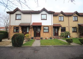 Thumbnail 2 bed terraced house for sale in Merlinford Way, Braehead, Renfrew