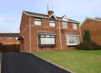 Thumbnail 3 bed semi-detached house for sale in Glenwood Court, Lisburn