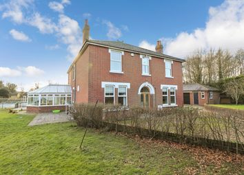 Thumbnail 5 bed detached house for sale in Portsmouth Road, Bursledon, Southampton, Hampshire
