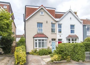 Thumbnail 5 bed end terrace house for sale in Egerton Road, Bishopston, Bristol