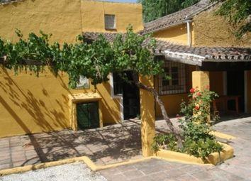 Thumbnail 4 bed finca for sale in Spain, Málaga, Coín