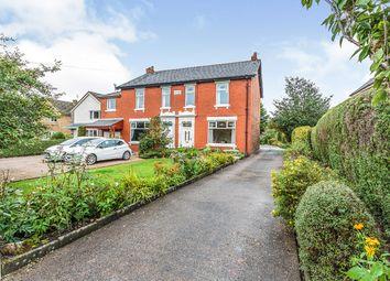 Thumbnail 4 bed semi-detached house for sale in Brooklands, Whittingham Road, Longridge, Preston