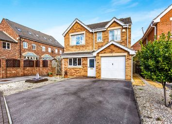 Thumbnail 4 bed detached house for sale in Hazelwood, Monk Bretton, Barnsley