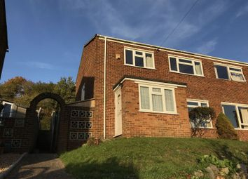 Thumbnail 3 bed semi-detached house to rent in Middlebrook Road, Downley, High Wycombe