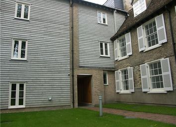 Thumbnail 2 bed flat to rent in The Old Paper Mill, Ditton Walk, Cambridge
