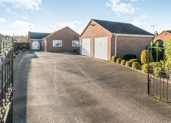 Thumbnail 3 bed detached bungalow for sale in Cross Street, Fleet, Spalding