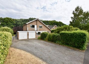 Thumbnail 4 bed detached house for sale in Kelthorpe Close, Ketton, Stamford