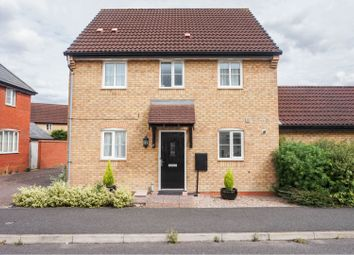 Thumbnail 3 bedroom detached house for sale in Ruster Way, Peterborough