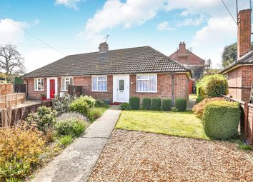 Thumbnail 2 bedroom semi-detached bungalow for sale in Spinners Close, Swaffham