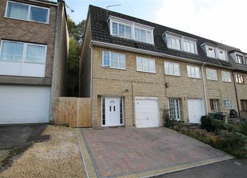 Thumbnail 4 bed town house for sale in Lawrence Weston Road, Lawrence Weston, Bristol