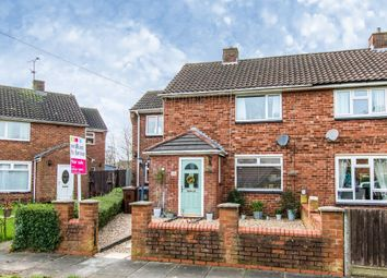 Thumbnail 3 bedroom semi-detached house for sale in Bassingham Crescent, Lincoln