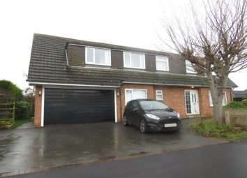 Thumbnail 4 bedroom detached house for sale in Chapel Lane, Welton, Lincoln