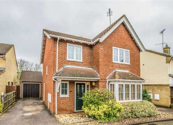 Thumbnail 4 bedroom detached house for sale in The Elms, Hertford, Herts