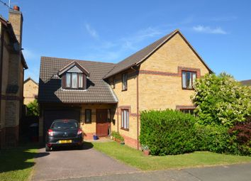 Thumbnail 4 bed detached house to rent in Thompson Way, Kettering