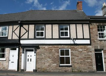 Thumbnail 3 bed terraced house for sale in Fore Street, Bampton, Tiverton