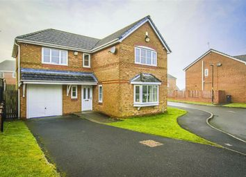 Thumbnail 4 bed detached house for sale in Repton Close, Bacup, Lancashire