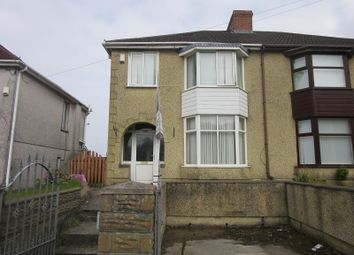 3 bed semi-detached house to rent in Cecil Road, Gowerton, Swansea, City And County Of Swansea. SA4