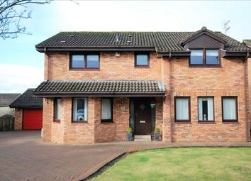 Thumbnail 5 bedroom detached house for sale in Knockrivoch Place, Ardrossan