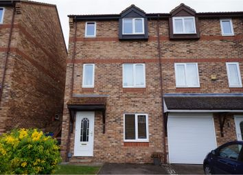 Thumbnail 4 bed semi-detached house for sale in Liberty Close, Hertford