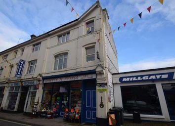 Thumbnail 1 bedroom flat to rent in Winner Street, Paignton, Devon