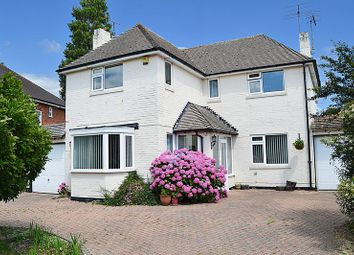 Thumbnail 3 bed detached house for sale in Nutley Close, Goring-By-Sea, Worthing