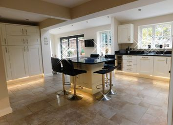 Thumbnail 5 bedroom detached house for sale in Oundle Road, Orton Longueville, Peterborough