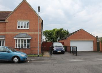 Thumbnail 3 bed semi-detached house to rent in Copperfields, Wisbech