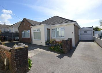 Thumbnail 4 bed detached bungalow for sale in Colliers Close, Wembury, Plymouth