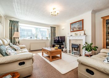 Thumbnail 3 bedroom detached bungalow for sale in Ditchling Close, Goring-By-Sea, Worthing