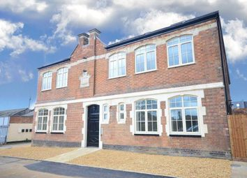 Thumbnail 2 bed flat for sale in Stamford Road, Kettering
