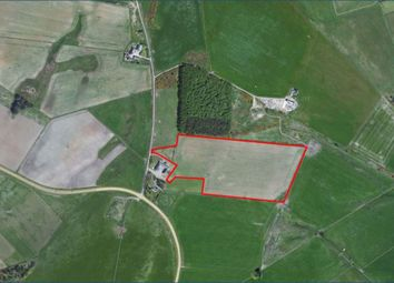 Thumbnail Land for sale in Oldmeldrum, Inverurie
