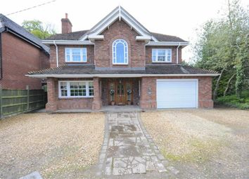 Thumbnail 5 bed detached house for sale in Coton Rise, Barlaston, Stoke-On-Trent