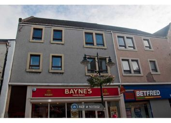 Thumbnail 1 bedroom flat to rent in High Street, Alloa