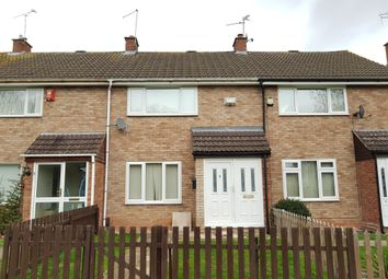 Thumbnail 2 bed terraced house for sale in Swindale Croft, Binley, Coventry