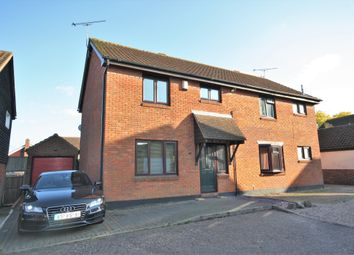 3 bed semi-detached house to rent in Barlows Reach, Springfield, Chelmsford CM2