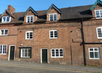 Thumbnail 3 bed town house for sale in King Street, Ashbourne Derbyshire