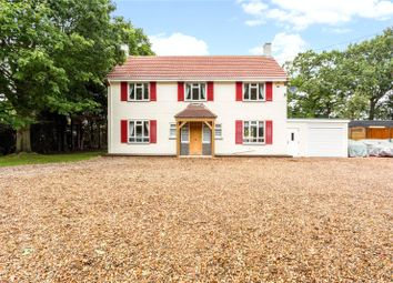 Thumbnail 4 bed detached house for sale in Bishops Farm Close, Oakley Green, Windsor, Berkshire
