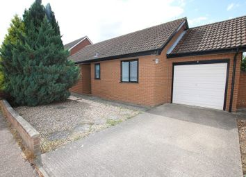Thumbnail 2 bed detached bungalow for sale in Snowdrop Drive, Attleborough
