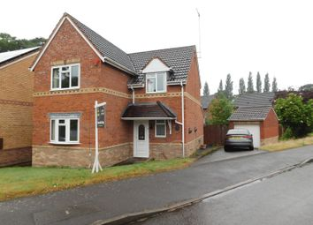 Thumbnail 4 bed detached house for sale in Cowan Drive, Westbury Park, Stafford