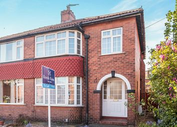 Thumbnail 3 bed semi-detached house to rent in Bromley Mount, Wakefield