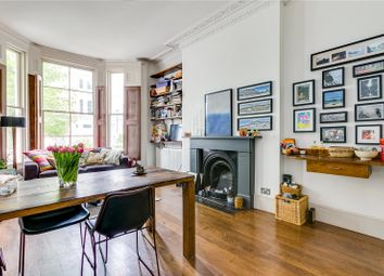 Thumbnail 1 bed flat for sale in St Lukes Road, London