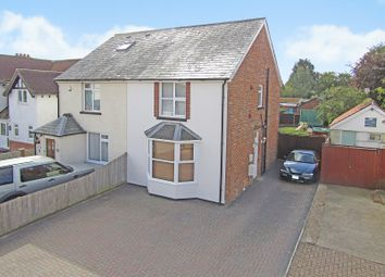 Thumbnail 3 bed semi-detached house for sale in Rising Road, Ashford
