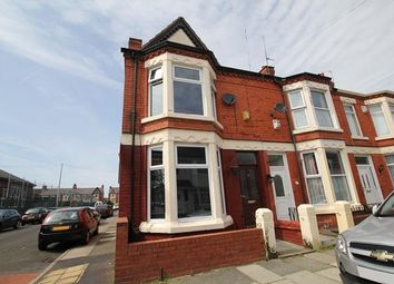 Thumbnail 4 bed end terrace house to rent in Herondale Road, Mossley Hill, Liverpool