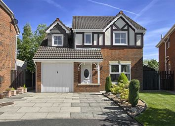 Thumbnail 4 bedroom detached house for sale in Winterburn Avenue, Turton Heights, Bolton