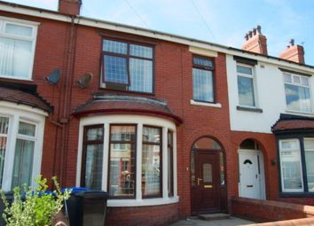 Thumbnail 3 bed terraced house to rent in Dutton Road, Blackpool