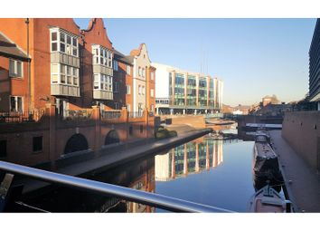 Thumbnail 2 bed flat for sale in Symphony Court, Birmingham